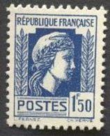 France N°639 Neuf ** 1944 - France