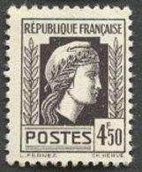 France N°644 Neuf ** 1944 - France