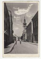 Gospić Glavna Ulica Old Postcard Posted 195? B200710 - Croazia