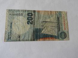Cap Verde 200 Escudos  2005 Gebr. - Cap Verde