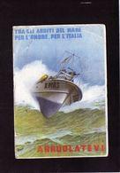 CG45 - Italia - X° Flottiglia MAS - Cartolina In Franchigia - Patriotiques