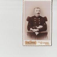PHOTO  .CDV  .MILITAIRE               PHOT   G. PARGON.  LANGRES 4è - Guerre, Militaire