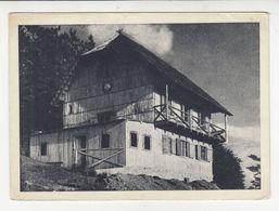 Slovenjgraška Koča Pod Kremžarjevim Vrhom Old Postcard Posted 1950  B200710 - Slovenia