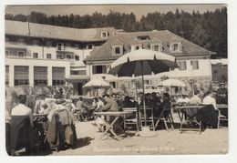 Železničarski Dom Na Pohorju Old Postcard Posted 1962  B200710 - Slovenia