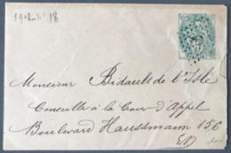 France Entier Lettre N°111 - Oblitération Jour De L'an - ANCRE - (B2700) - Postal Stamped Stationery