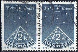 Denmark #  From 1973 STAMPWORLD 552 - Denmark