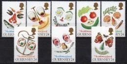 Guernesey - 1995 - Yvert N° 671 à 678 ** - Tourisme - Guernsey