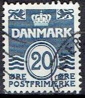 Denmark #  From 1974 STAMPWORLD 558 - Denmark