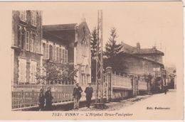 VINAY - L'Hopital Brun Faulquier - Vinay