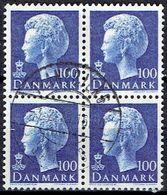Denmark #  From 1974 STAMPWORLD 564 - Denmark
