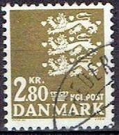 Denmark #  From 1975 STAMPWORLD 591 - Denmark