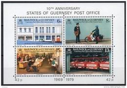Guernesey - Bloc Feuillet - 1979 - Yvert N° BF 2 ** - Guernsey