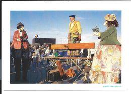 SAINT-HERBLAIN - Fête Septembre 1998 Zone Commerciale ATLANTIS - Animation Clowns - VENTE DIRECTE X - Saint Herblain