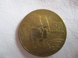 Yougoslavie 50 Para 1955 - Yugoslavia