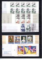 Zweden: 1987 - Verschillende Boekjes Postfris / Various Booklets MNH - Markenheftchen