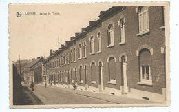 Quenast La Rue De L'Ecole - Rebecq