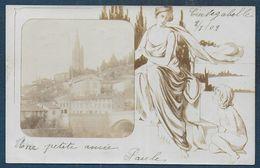 CINTEGABELLE - Carte Photo - France