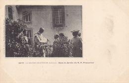 Isère - La Grande-Chartreuse (intérieur) - Dans Le Jardin Du R. P. Procureur - Autres Communes