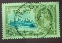 USED STAMPS Kenya,-Uganda-and-Tanganyika - The 25th Anniversary Of King George V's Accession..-1935 - Kenya (1963-...)