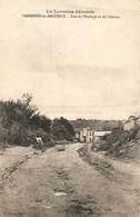 55 - VARENNES En ARGONNE  -Rue De L'Horloge Et Du Château - France