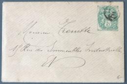 France Entier N°111 - Oblitération Jour De L'An - 29 Dans Un Cercle - (B2773) - Postal Stamped Stationery