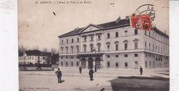 74 / ANNECY / HOTEL DE VILLE ET ECOLES - Annecy