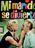 Mi Marido Se Divierte (1958) Pressbook, 10 Pages. DORIS DAY, RICHARD WIDMARK. En Espanol/Spanish. - Werbetrailer