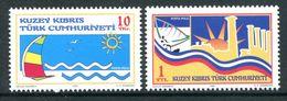 Cyprus - Turkish Cypriot Posts - 2005 Tourism Set MNH (SG 603-604) - Cyprus (Turkey)