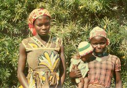 Fillettes Africaines - Non Classés