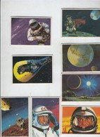 Cromos Dunkin: El Espacio, Serie De 36 Cromos - Cromo