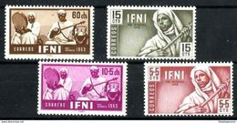 IFNI **95/8 Nuevo Sin Charnela. Cat.2,50 € - Ifni