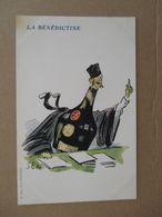 "SEM    ""   LE MAGISTRAT    ""    PUB   LA  BENEDICTINE          TTB - Other Illustrators"