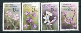 Cyprus - Turkish Cypriot Posts - 2005 Plants Set MNH (SG 610-613) - Cyprus (Turkey)