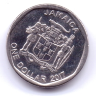 JAMAICA 2017: 1 Dollar, KM 189 - Jamaica