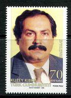 Cyprus - Turkish Cypriot Posts - 2006 15th Death Anniversary Of Naci Talat MNH (SG 644) - Cyprus (Turkey)