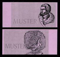 ATM Test Note AUTELCA 170 X 80 Mm, Pink Paper, RRRRR, UNC-, Sehr Alt - Svizzera