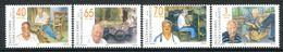 Cyprus - Turkish Cypriot Posts - 2007 Crafts Set MNH (SG 656-659) - Cyprus (Turkey)