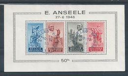 Bl 26 Obli Centrales   Cote 95 - Blocks & Sheetlets 1924-1960