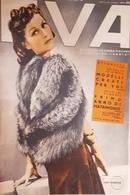 Rivista Per La Donna Italiana Diretta Da Sonia - Eva - Anno VI - N. 40 - 1938 - Libros, Revistas, Cómics
