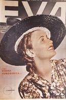 Rivista Per La Donna Italiana Diretta Da Sonia - Eva - Anno VI - N. 29 - 1938 - Libros, Revistas, Cómics