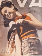 Rivista Per La Donna Italiana Diretta Da Sonia - Eva - Anno VI - N. 37 - 1938 - Books, Magazines, Comics