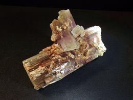 Aragonite  (6 X 4 X 3 Cm ) Barranco De Minglanilla - Minglanilla - Castilia - Espagne - Minerales