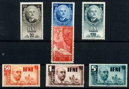 Ifni Nº 68/70, 72/5. Año 1950/51 - Ifni