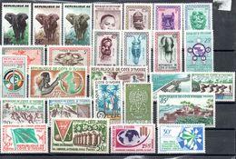 H1-11 Côte D'Ivoire Entre N° 177 Et 210 ** - Côte D'Ivoire (1960-...)
