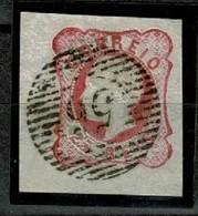 Portugal, 1862/4, # 16, Used - 1855-1858 : D.Pedro V