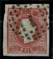 Portugal, 1866/7, # 22, Used - 1855-1858 : D.Pedro V