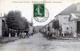 70  COMBEAUFONTAINE  GRANDE RUE - Frankrijk