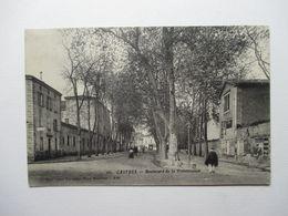 CASTRES  -  BOULEVARD  DE  LA  PRESENTATION....      TTB - Castres