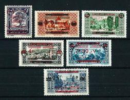 Líbano (Francés) Nº 116/21 Cat.21,50€ - Grand Liban (1924-1945)