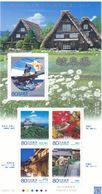 Japon Nº 5134 Al 5138 - 1989-... Empereur Akihito (Ere Heisei)